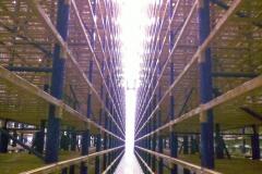 מדפי מתכת למפעלים