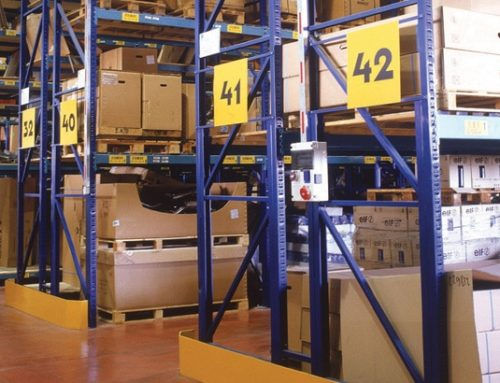 מדפים מודולריים למחסן שלכם