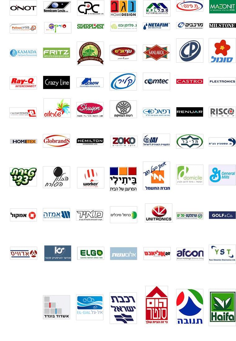 לקוחות חברת ארז ריהוט תעשייתי בעמ