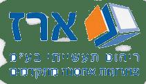 ארז מדפים למחסן Logo