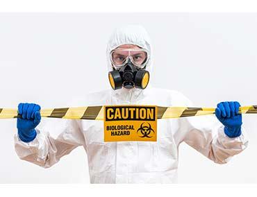 אחסון חומרים דליקים וכימיקלים מסוכנים